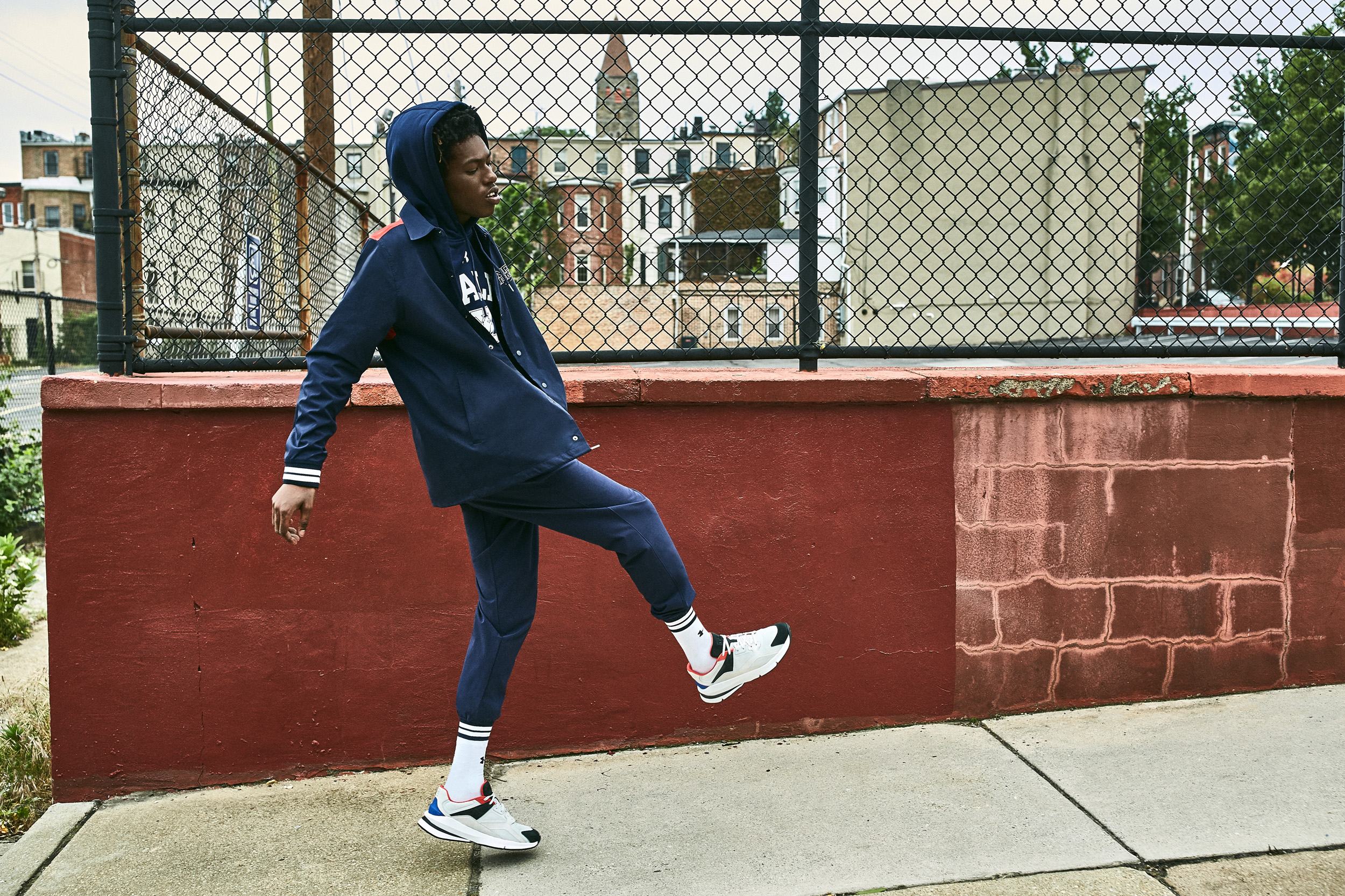 UA Forge 96 Baltimore Lookbook by Devin