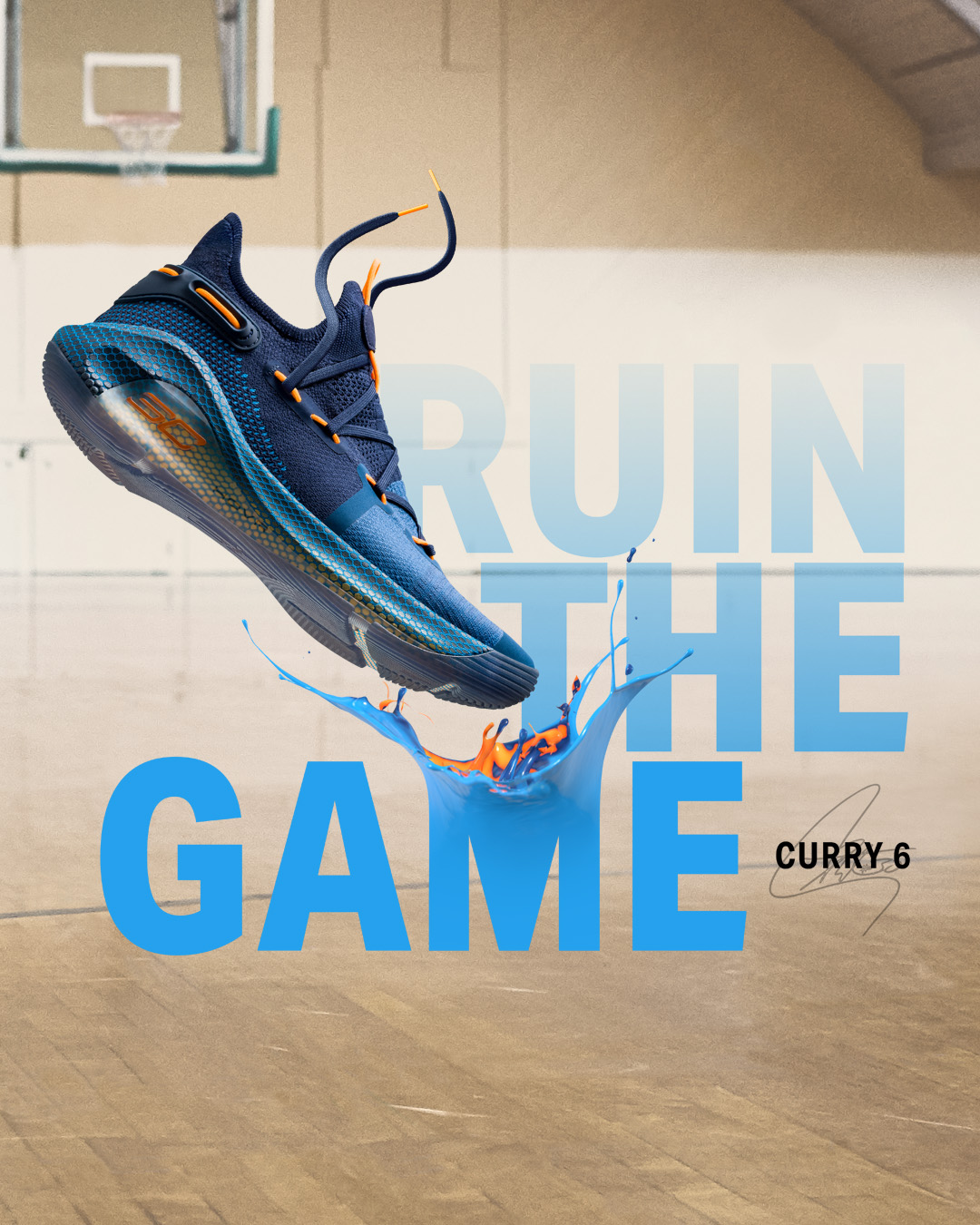2d99917ea21e Introducing the Curry 6 Underrated colorway