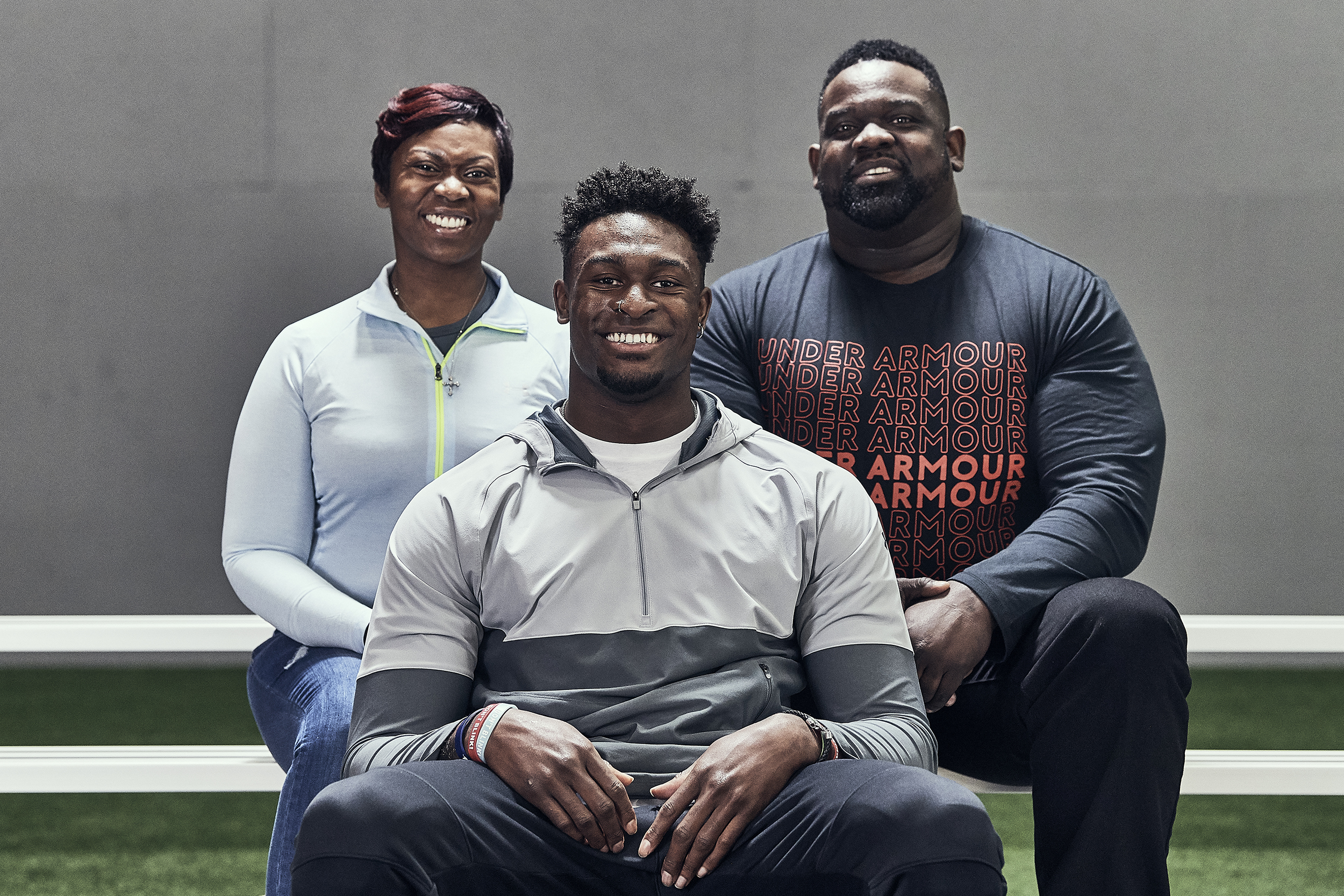 D K Metcalf Joins Under Armour 2019 Ua Newsroom