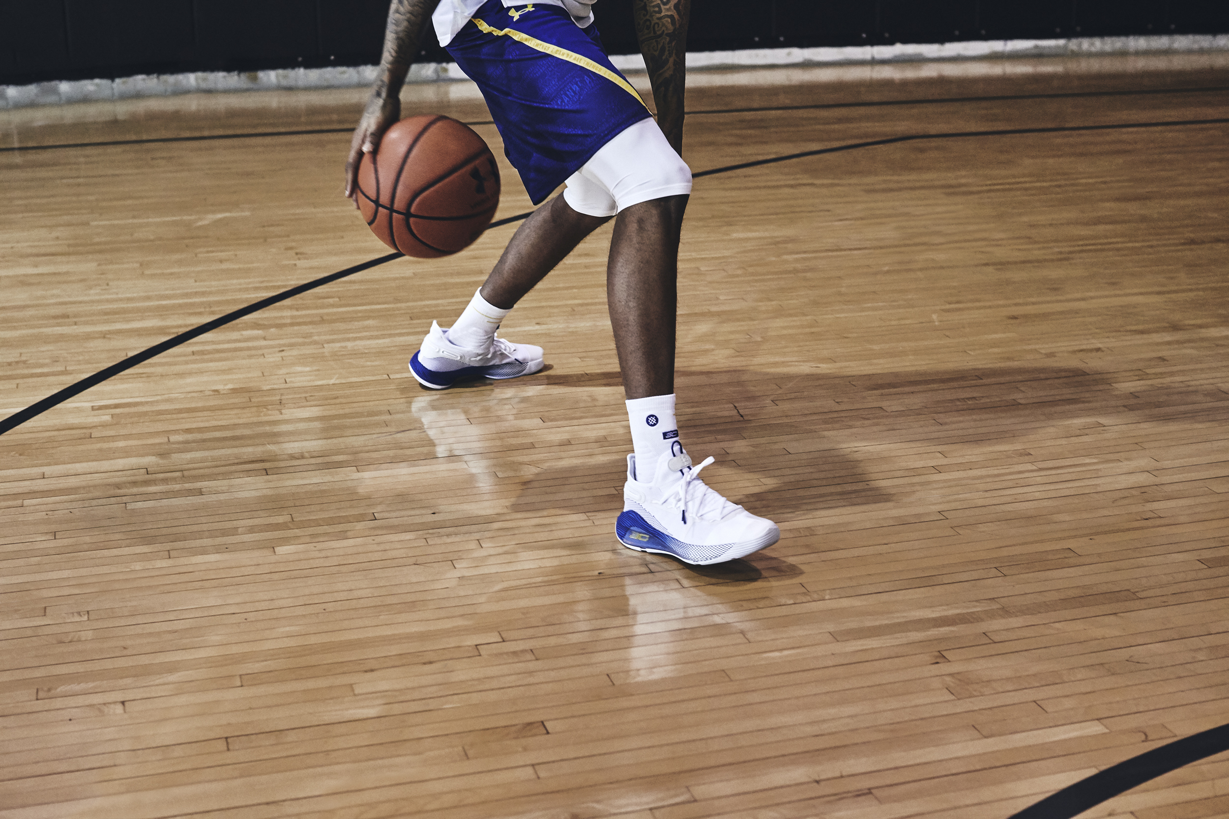 Curry 6 Dub Nation Colorway