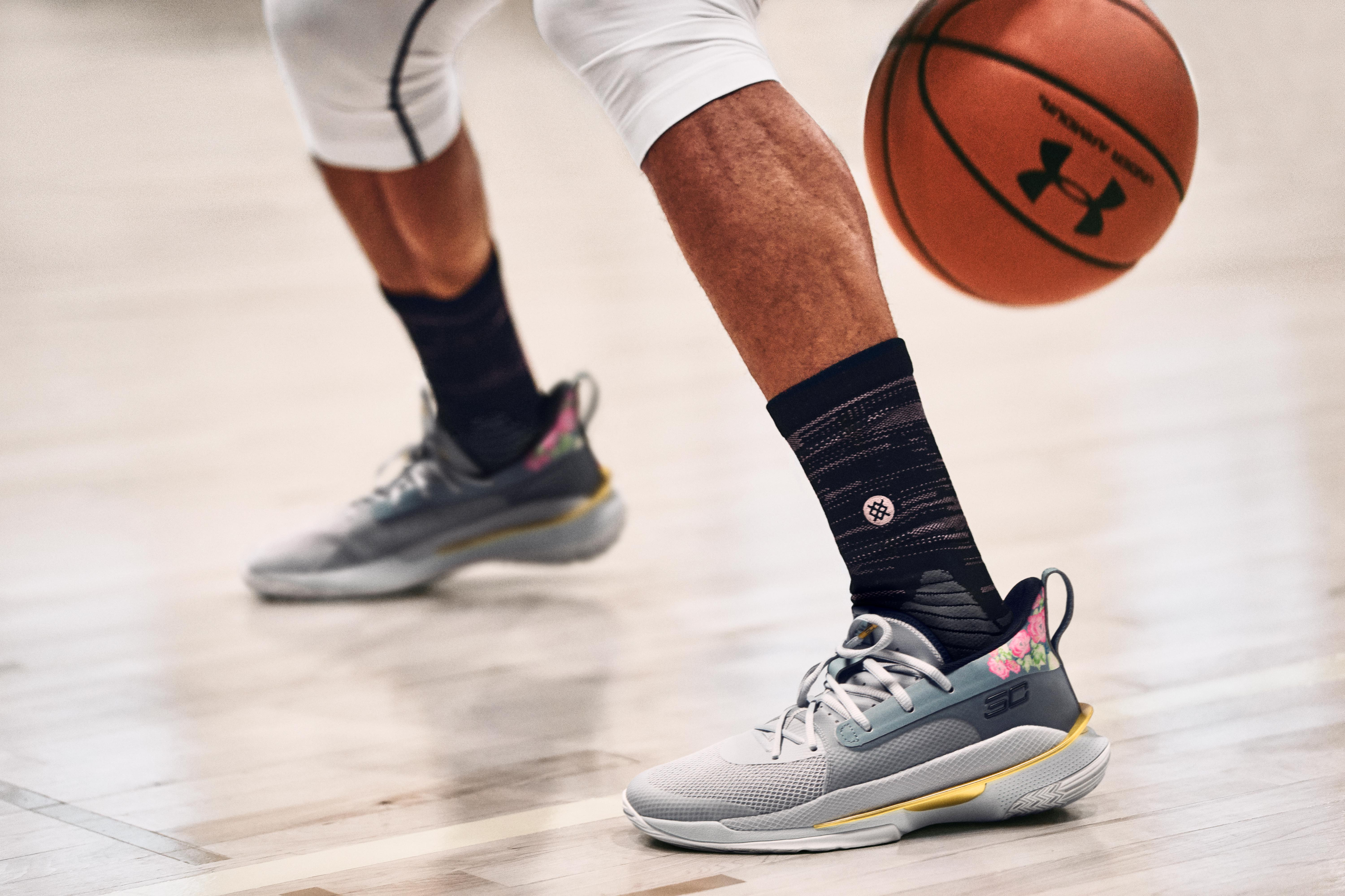 Curry 7 Chinese New Year Colorway