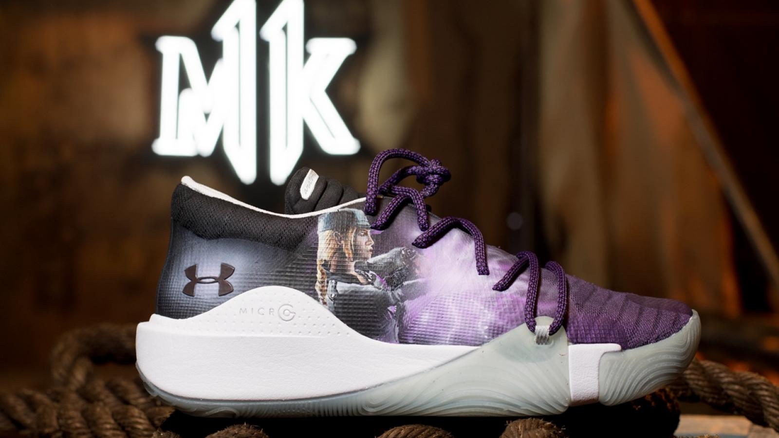 Mortal Kombat 11 and Under Armour on
