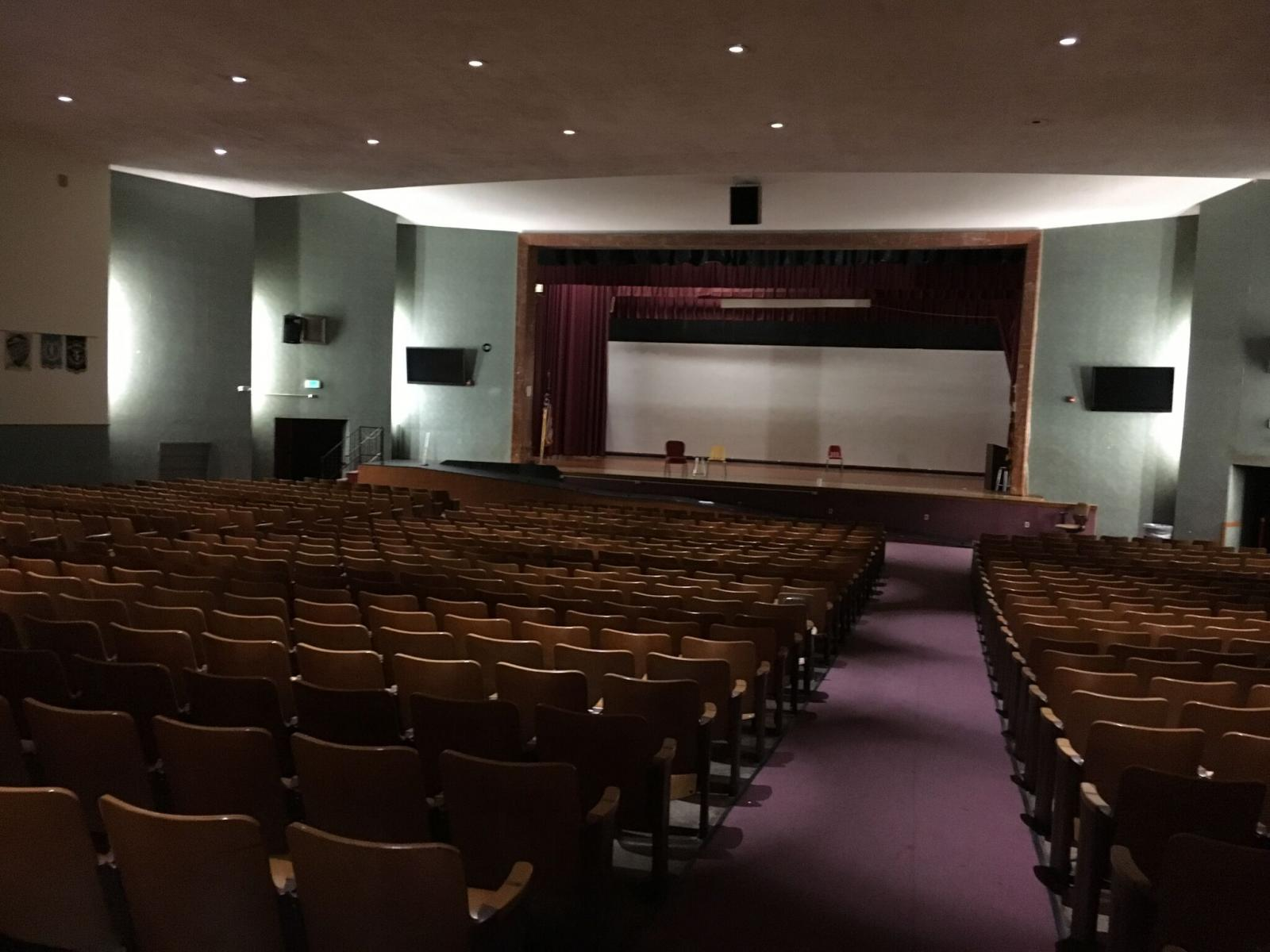 Before: Auditorium