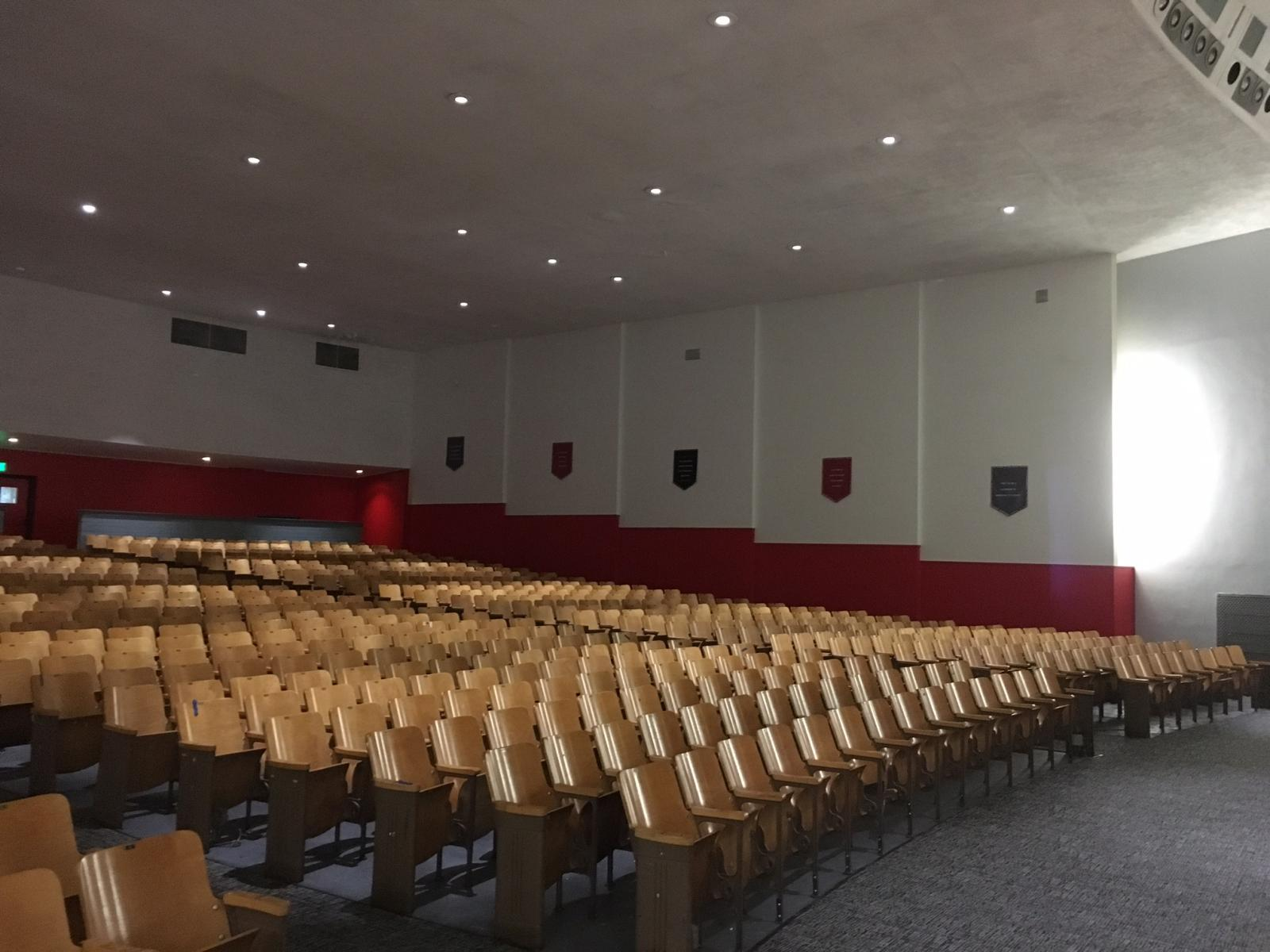 After: Auditorium