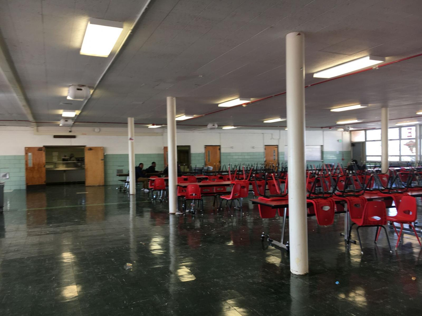 Before: Cafeteria