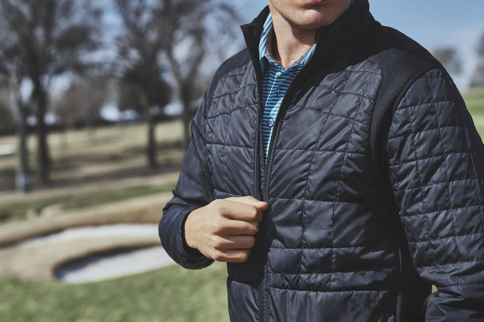 UA Storm Insulated Jacket, $160