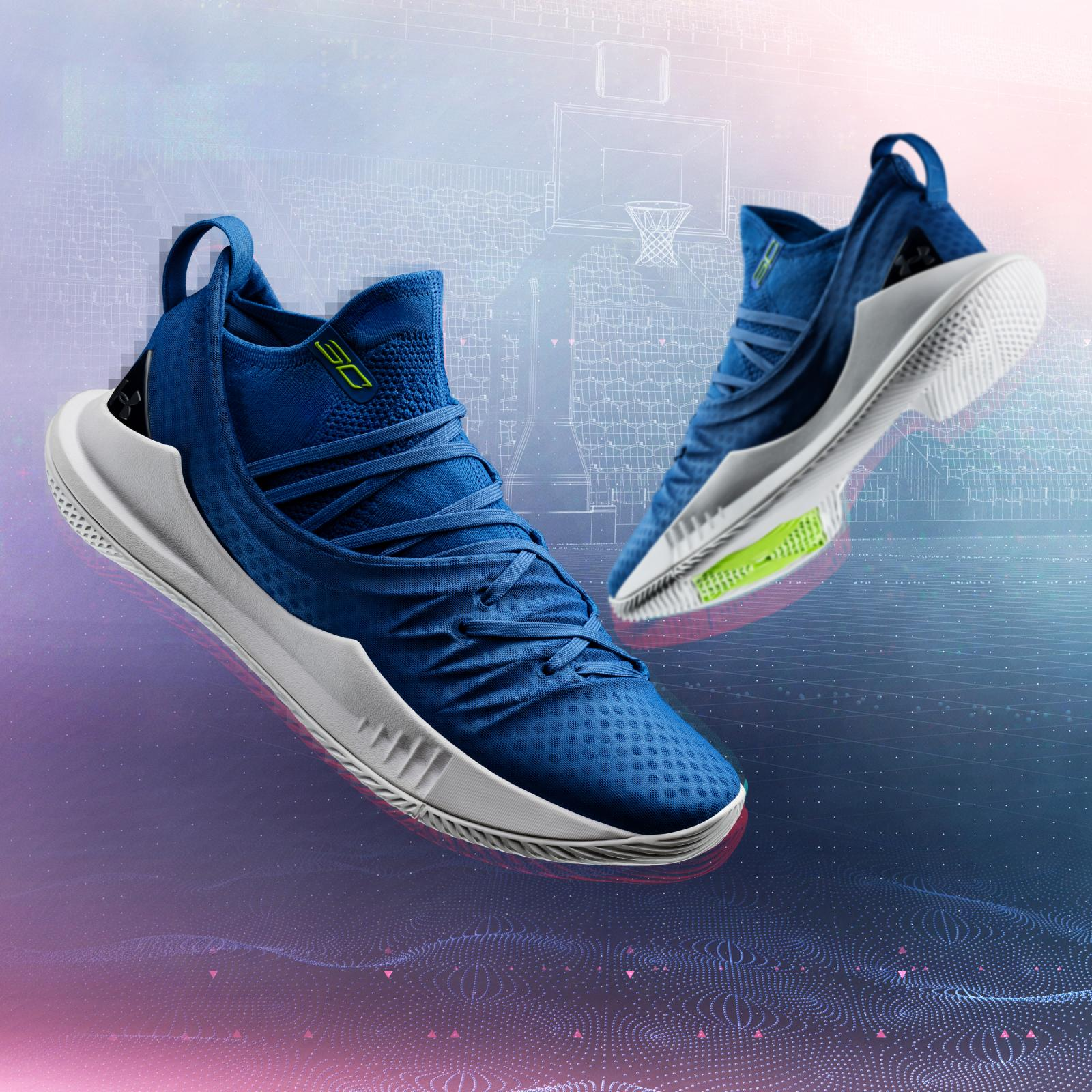 32432d6b9e82 Curry 5 Blue Colorway FW18