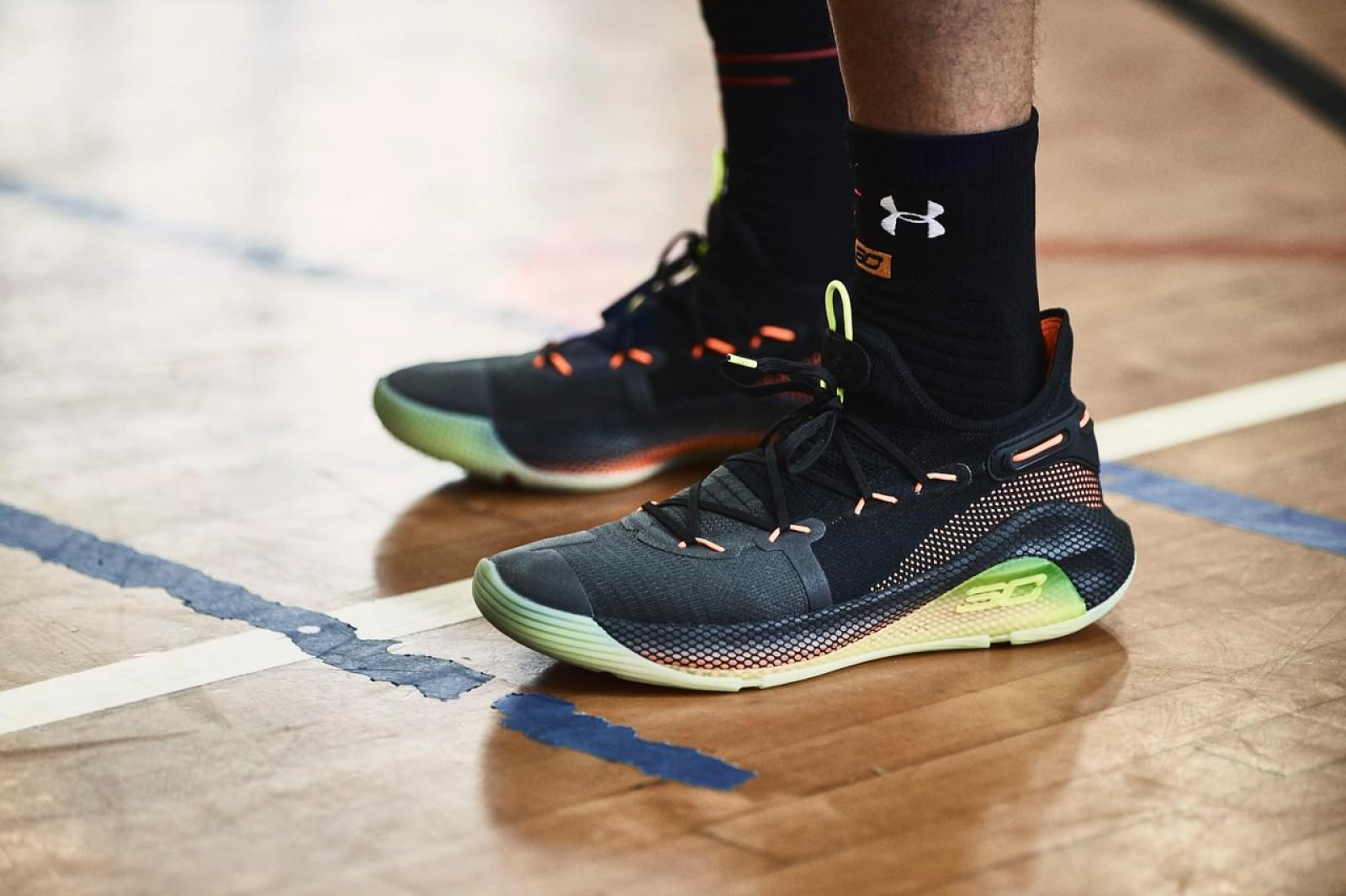 Curry 6 Fox Theater Colorway