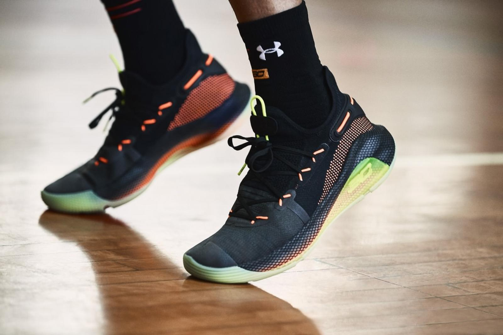 check out 2cb33 33ca7 Introducing Curry 6 Fox Theater Colorway | UA Newsroom