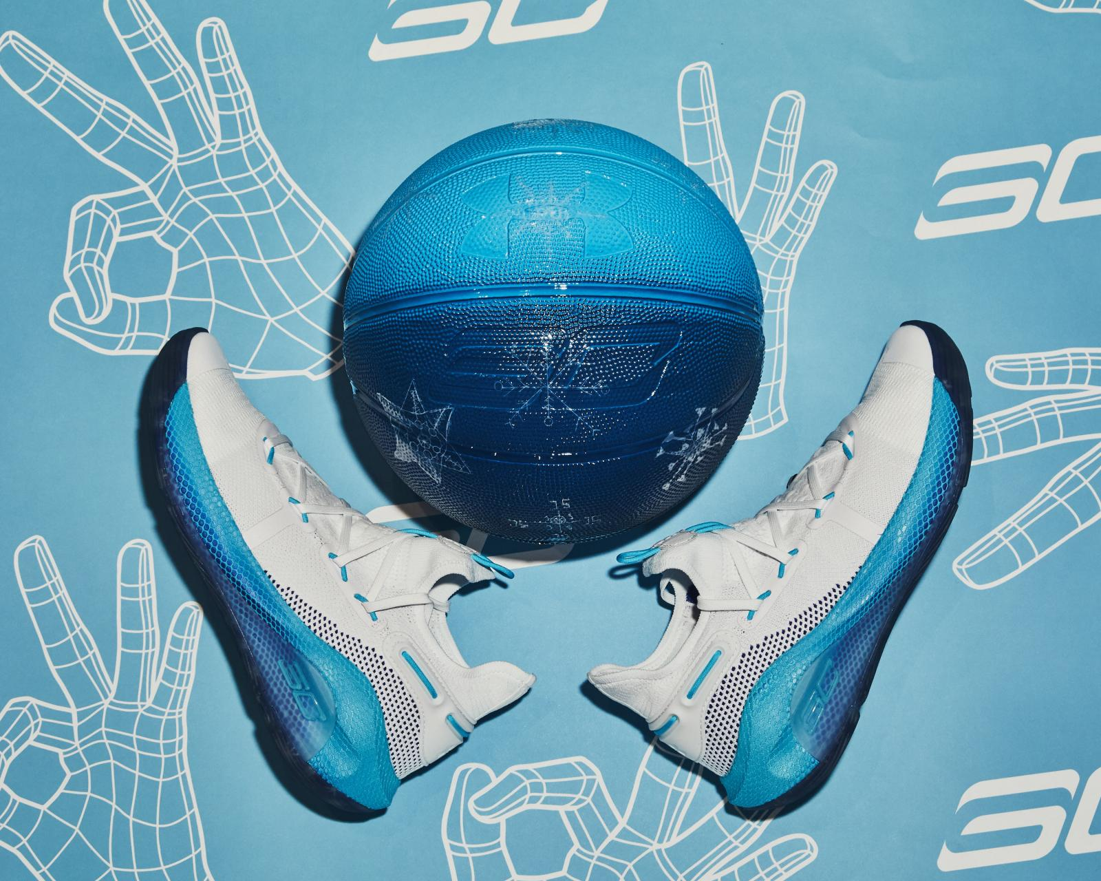 the best attitude 833d8 ba200 Introducing Curry 6 Christmas Day Colorway | UA Newsroom