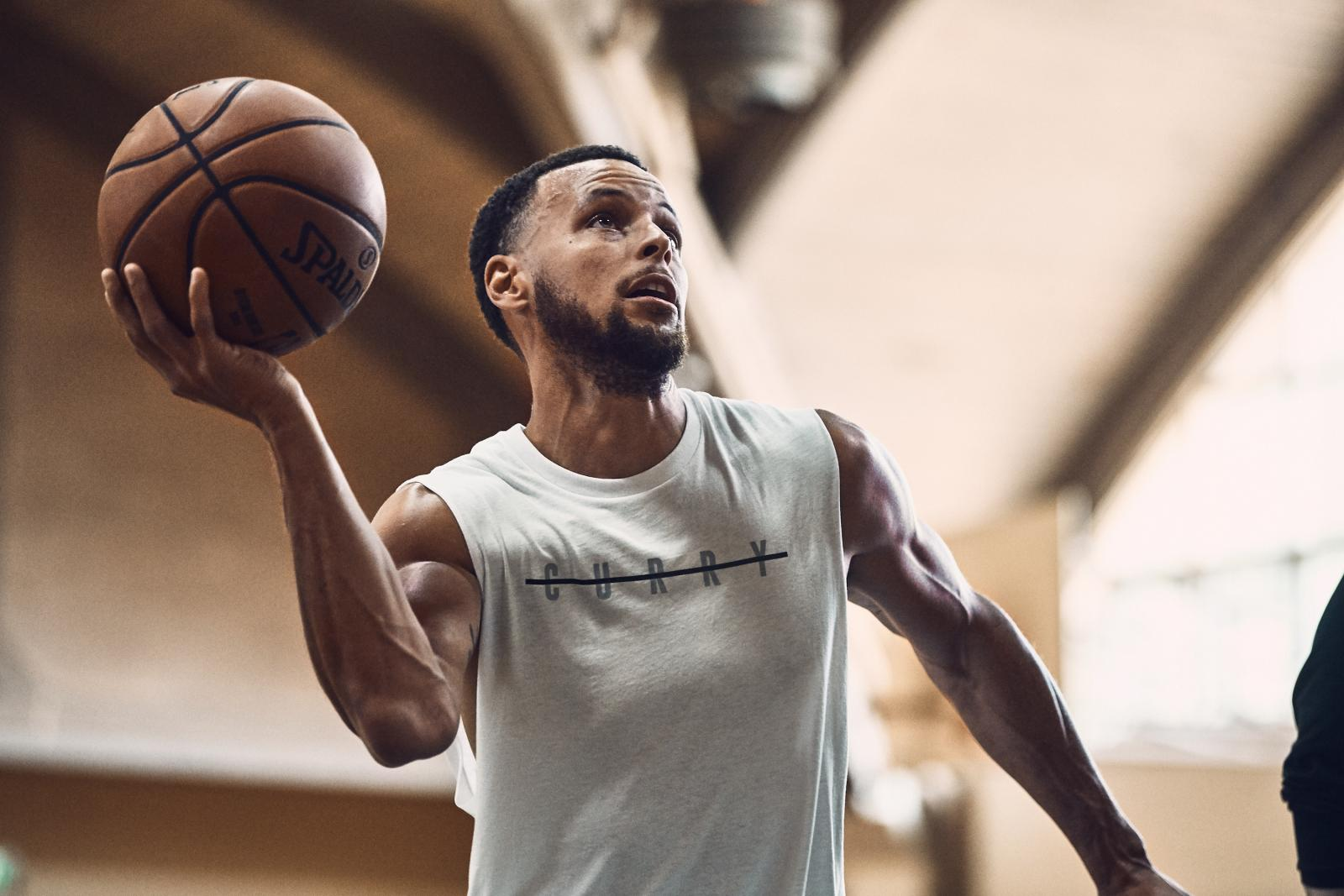 1680a11b6f32 The Curry 6 Underrated colorway is a celebration of the nights Stephen  donned the throwback Warriors colors during his rookie season - right  before he took ...