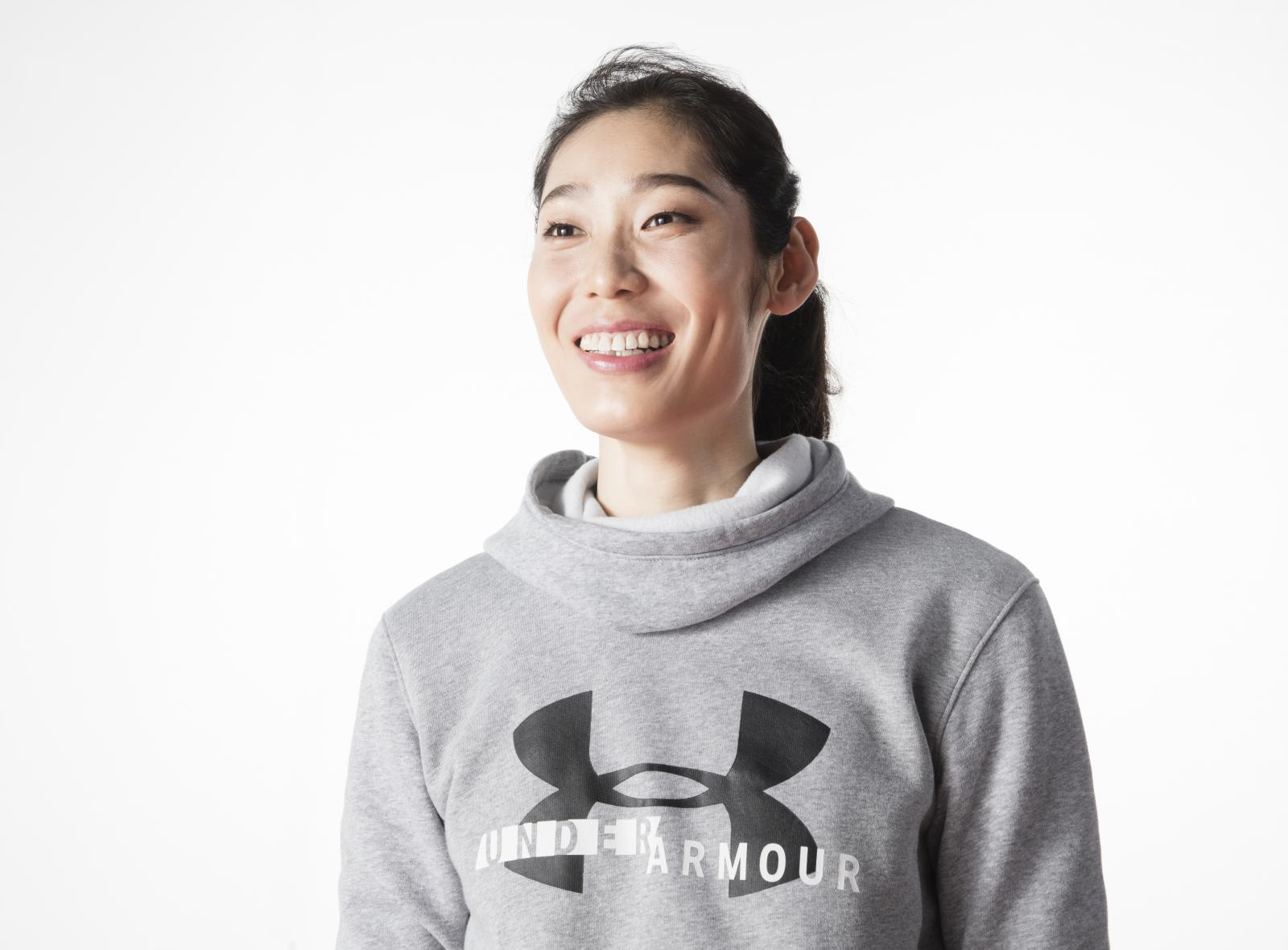 Volleyball phenom Zhu Ting, the No. 1 ranked player in the world, joins Under Armour's ranks of world champions and MVPs
