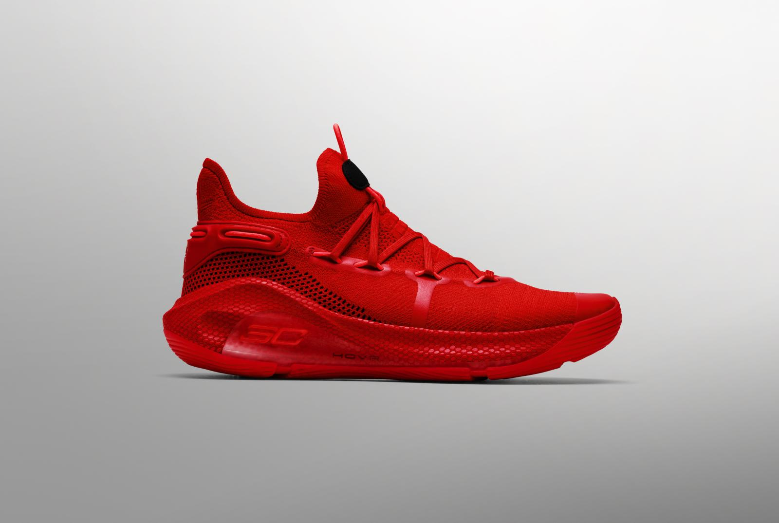 curry 6 under armour