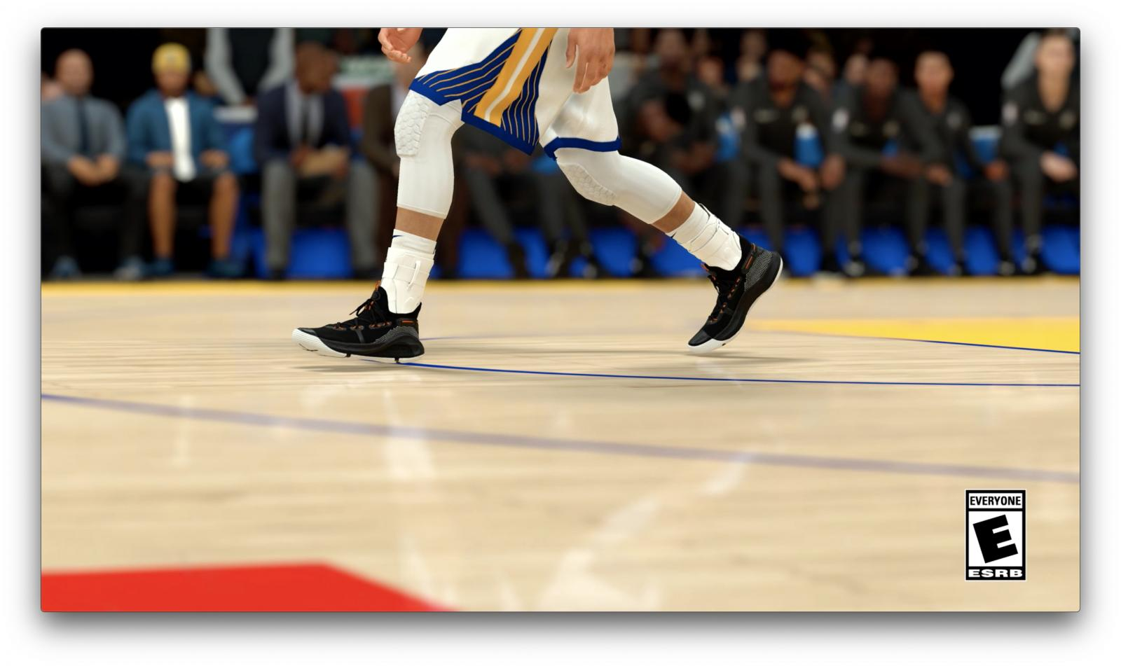 Curry 6 Oakland Sideshow in the NBA2K MyTEAM Challenge