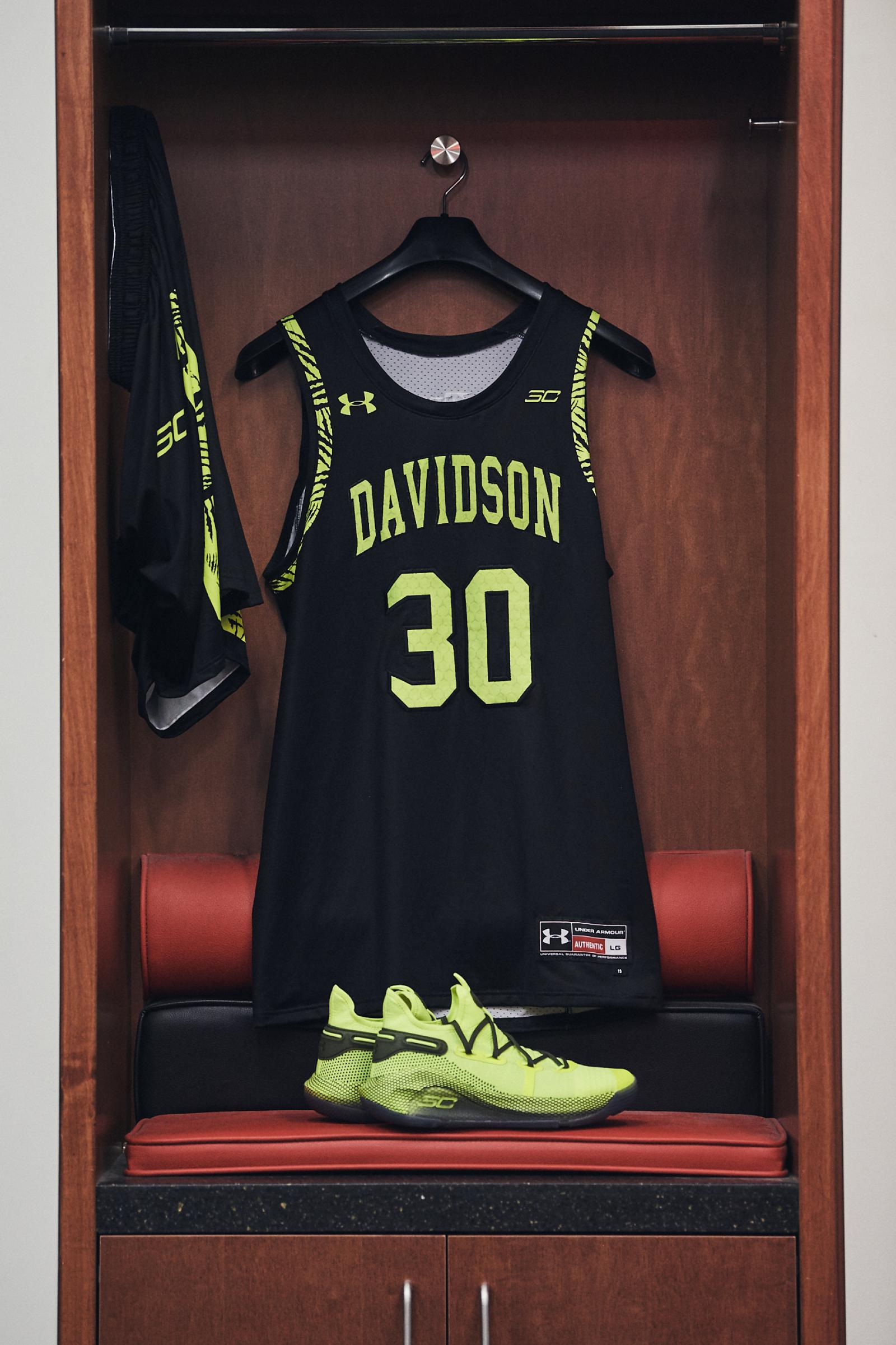online store abe3a d9190 Under Armour 2019 ASW BlackOut Belk Davidson College | UA ...