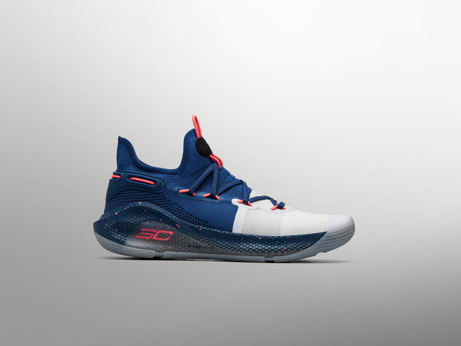 Curry 6 Splash Party Colorway