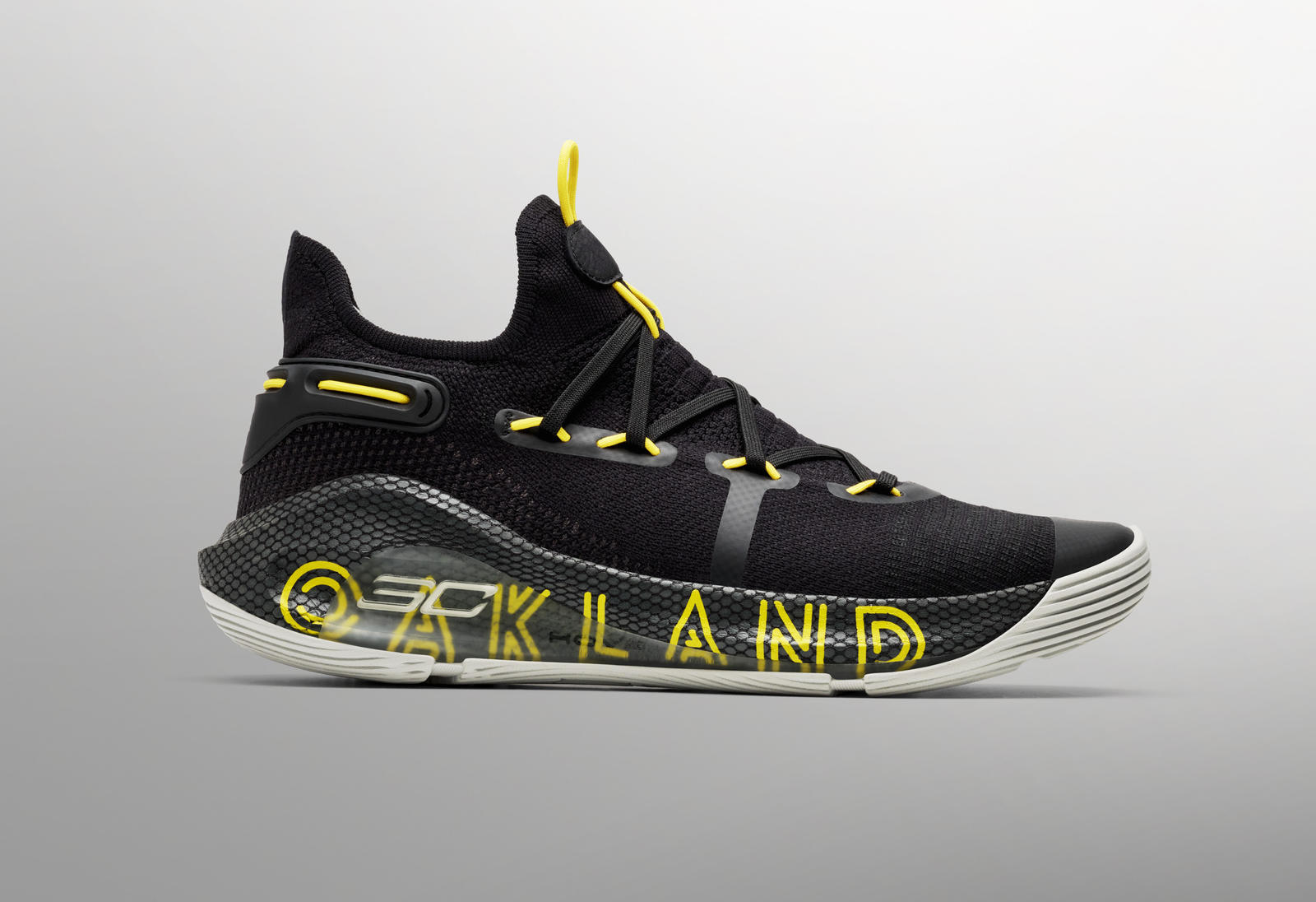 Distinguir Armstrong Falange  Introducing the Curry 6 Thank You, Oakland Colorway | UA Newsroom