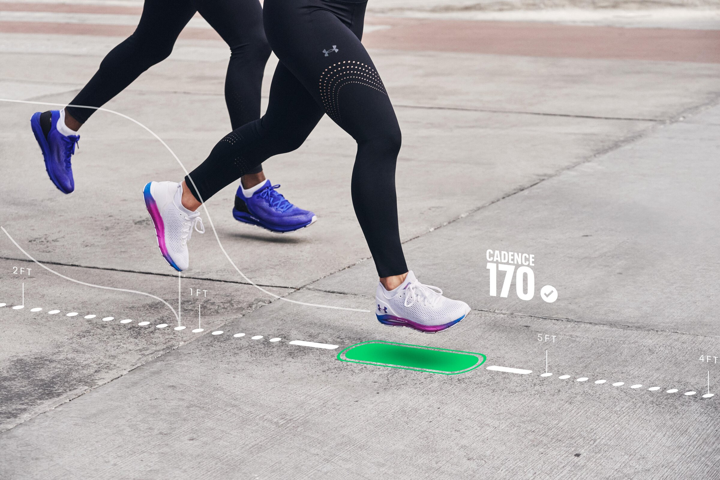 UA HOVR Connected Footwear
